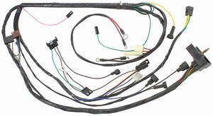1972-1972 Bonneville Engine Harness Bonneville and Catalina, by M&H