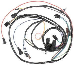1971 Monte Carlo Engine Harness V8 (with Automatic Transmission)