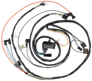 1971 Chevelle Engine Harness 396/454 Manual Trans.
