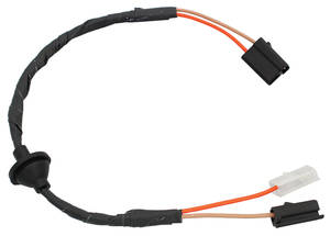 1970-72 Monte Carlo Kickdown Harness, TH400