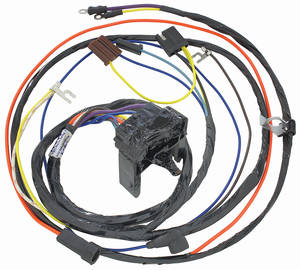 1969-1969 El Camino Engine Harness 396 w/Gauges *, by M&H