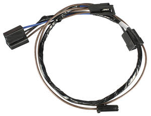 1970-72 Cutlass Heater Harness w/o AC