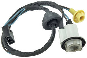 1971-1971 Monte Carlo Forward Lamp Harness (Forward Park & Marker Lamp Extension), by M&H