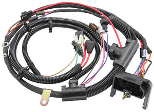 1975 Monte Carlo Engine Harness V8 (HEI, Except TH400)