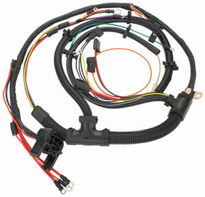 1973-74 Monte Carlo Engine Harness 396/454 (with Automatic Transmission & Gauges), by M&H