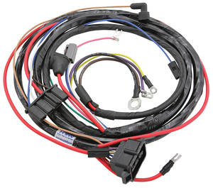 1967-1967 Skylark Engine Harness V8 300-340CI, by M&H