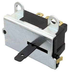 1970-72 Cutlass Wiper Switch Assembly 2-Speed