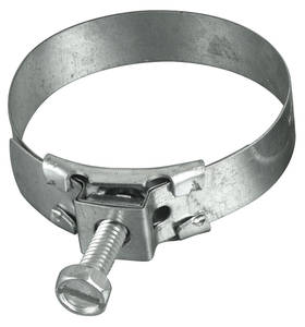 1961-73 LeMans Hose Clamp Upper Radiator, 2-1/16""