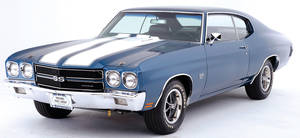 1970-1972 Chevelle Stencil Kit, 1970-72 Super Sport Hood and Deck Lid
