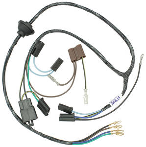 1970 El Camino Wiper Motor Harness Electro-Tip Demand Wipers, by M&H