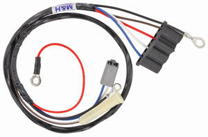 1963-1964 Cadillac Generator To Voltage Regulator Harness, by M&H