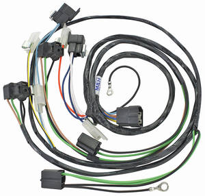 1962 Cadillac Forward Lamp Extension Harness