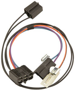 1965-1965 Cadillac Forward Lamp Extension Harness (Except Series 75) (Requires Two), by M&H