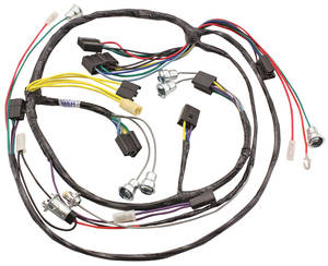 1960 Eldorado Instrument Cluster Harness Lower (without Air Conditioning)