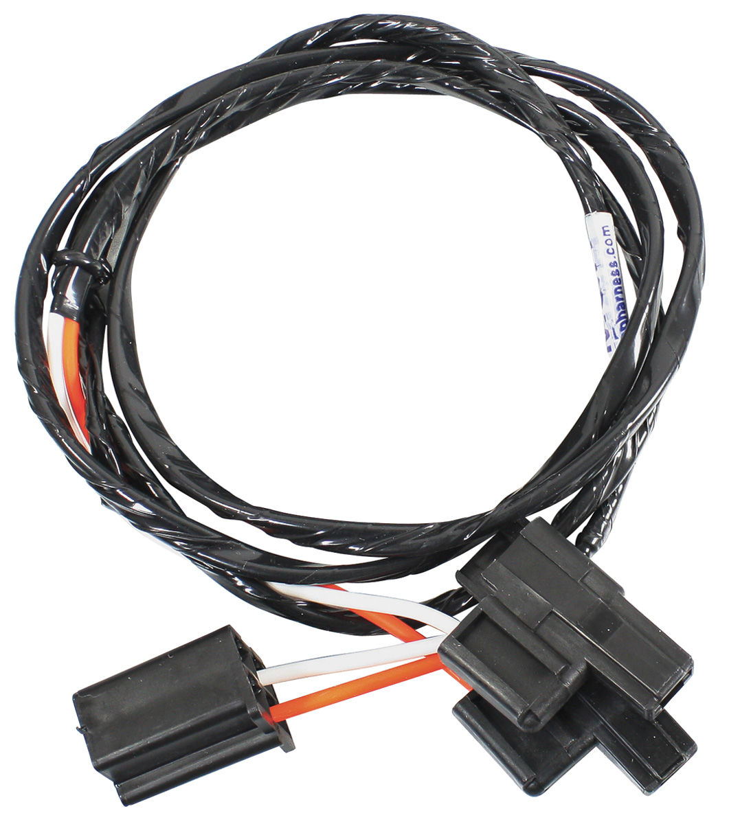 1964-65 gto console wiring extension harness 4-spd., by m ... 1966 gto wiring harness 1964 gto wiring harness