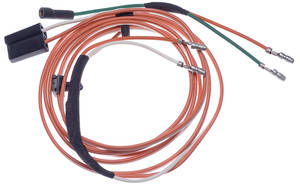 1965-67 GTO Dome Light Harness Center