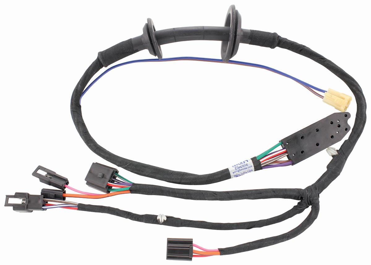 wiring harness reproduction maxi seal harness elsavadorla