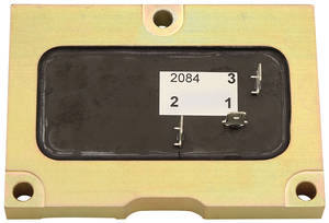 1963-66 Grand Prix Transistor Ignition Component Circuit Board Module Replacement, by M&H