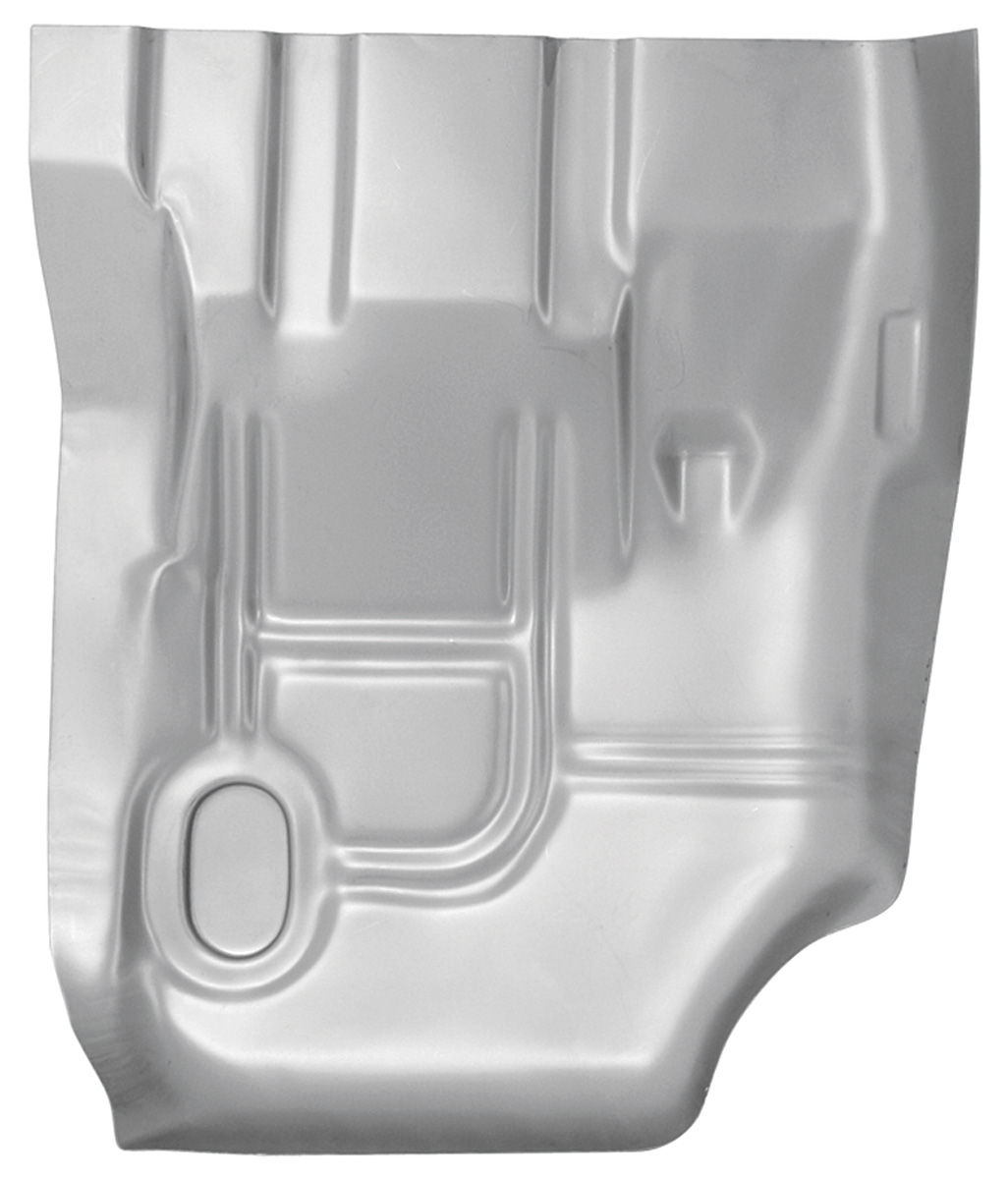 Photo of Chevelle Floor Pan Sections, 1973-77 (Steel) rear