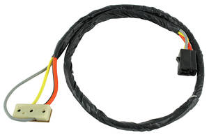 1970 Chevelle Power Top Harness Switch-To-Intermediate Body, by M&H