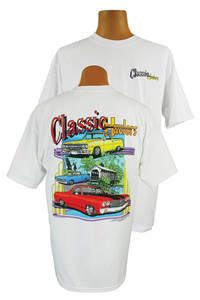 "1978-1987 El Camino El Camino ""Classic Haulers"" T-Shirt, by Hot Rods Plus"