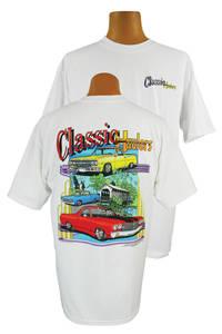 "1964-77 El Camino ""Classic Haulers"" T-Shirt, by Hot Rods Plus"