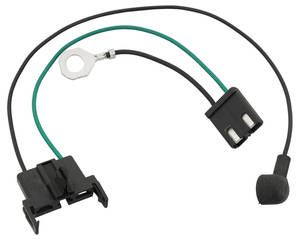 1972 Cutlass Air Conditioning Harness Thermo Limiter Jumper
