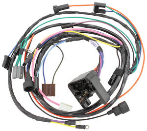 1970 Chevelle Engine Harness V8 HEI w/Auto Trans., by M&H