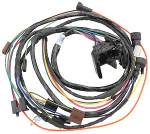 1971 Chevelle Engine Harness V8 HEI w/Auto Trans., by M&H