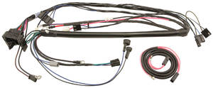 1970 GTO Engine Harness For HEI Ignition V8 Manual