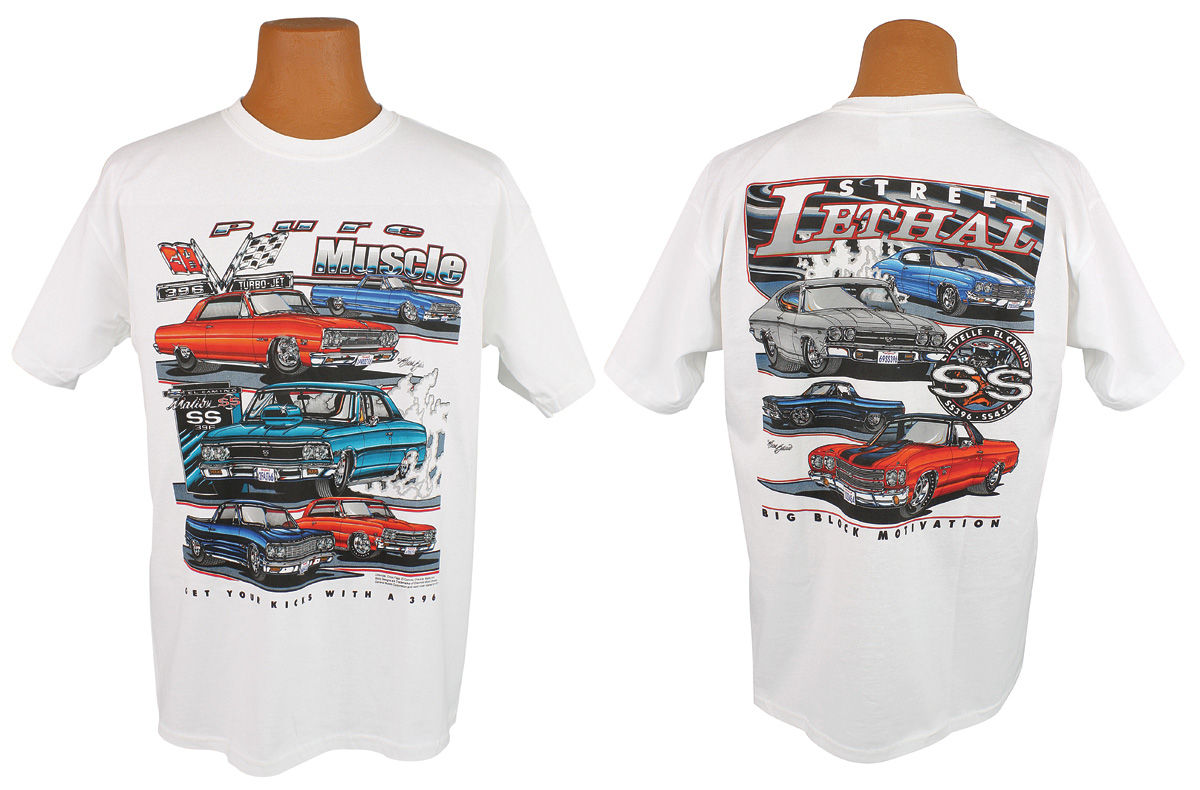 Photo of Pure Muscle/Street Lethal Chevelle & El Camino T-Shirt