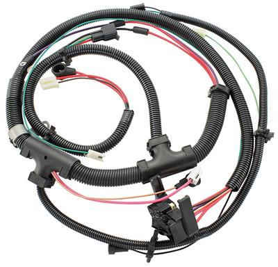 1978-1978 Monte Carlo Engine Harness 305 w/o California Emissions & 350 All, by M&H