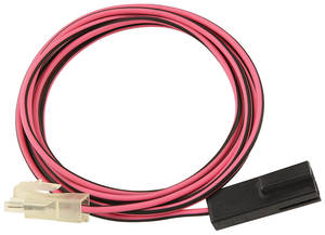 1978-1982 Malibu Trunk Release Harness Fuse Block To Trunk Release Switch (Coupe/Sedan), by M&H