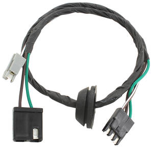 1979-1979 Monte Carlo Wiper Motor Harness Wiper Switch To Motor w/PulseWipers, by M&H