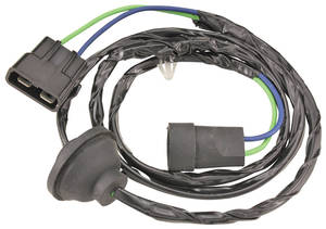 1979-1980 Monte Carlo Back-Up Light Harness, by M&H