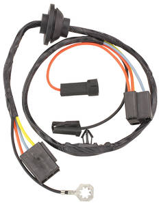 1978-1982 El Camino Heater Harness Blower Motor To Switch Harness, w/o AC, by M&H