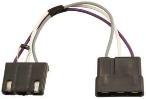 1980-1980 Monte Carlo Wiper Motor Harness Forward Lamp Harness To Wiper Motor Jumper, 231 V6, by M&H