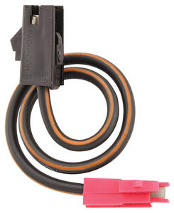 1978-1982 Monte Carlo Power Accessory Feed Wire Battery Port in Fuse Block To Power Accessories (All Models), by M&H