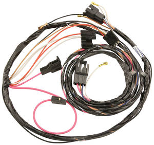 1978-82 Monte Carlo Power Window Harness Underdash Crossover 2-dr. w/o Power Locks