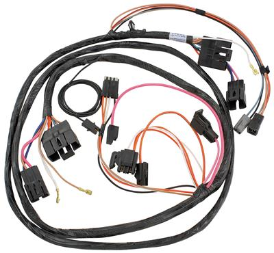 1978-1980 Power Window Harness Rear Door (4-Door Malibu) Sedan, LH/RH, Requires 2