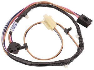 1978 Monte Carlo Power Window Harness Passenger Side Front 2-dr./4-dr. Right