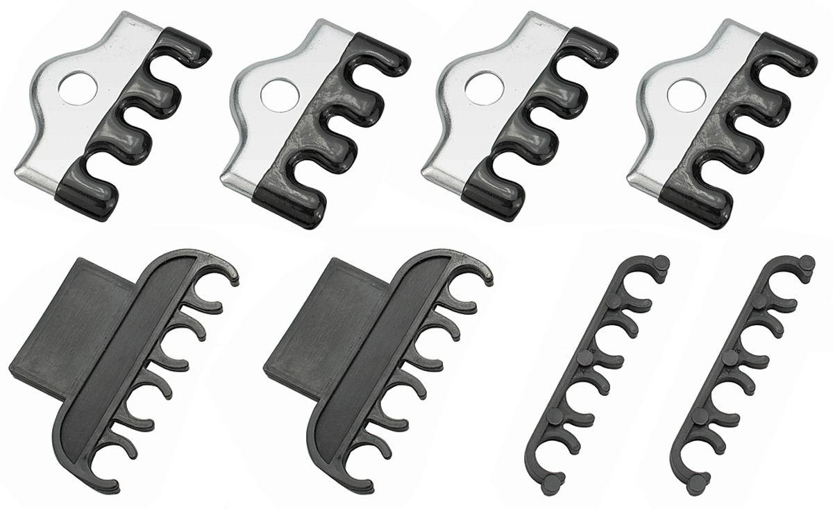 Photo of Spark Plug Girdles, Original Style Small Block