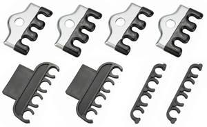 1964-72 Chevelle Spark Plug Girdles, Original Style Small Block