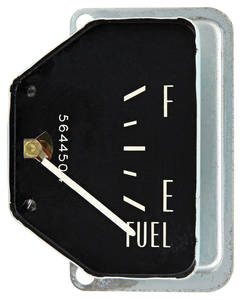 1961-62 Eldorado Gauge, Fuel Vertical Sweep