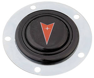 1959-77 Grand Prix Horn Button, Classic Series