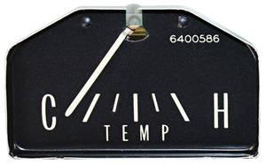 1963-1964 Eldorado Gauge, Temperature Horizontal Sweep