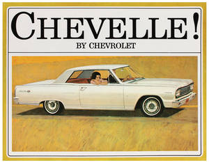 1964-1964 Chevelle Chevelle Showroom Brochure