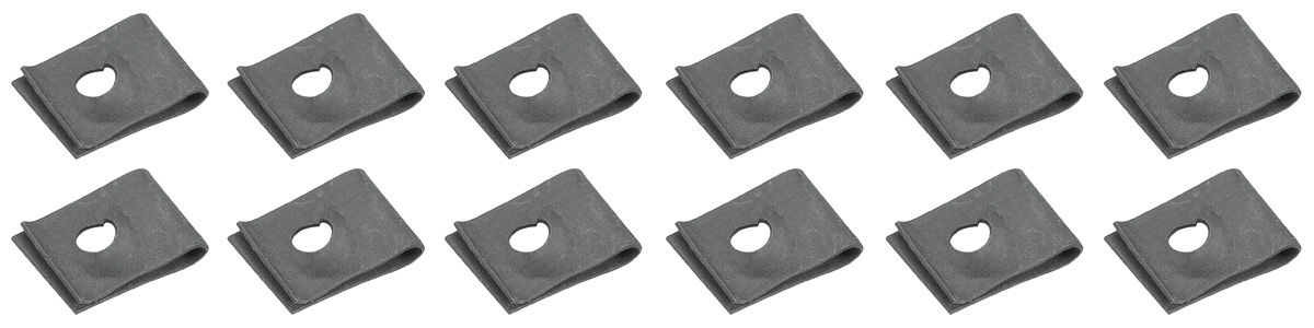 Photo of Fold Over Clips (Use with #10 Tap Screw)