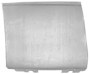 "1970-1972 GTO Fender Patch, Lower Front (1970-72) 14"" High (Usa)"