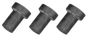 1961-1972 Cutlass Voltage Regulator Mounting Grommets 3-Pcs.
